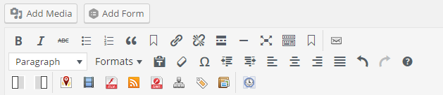 WP-toolbar