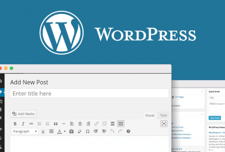 wordpress featured content image
