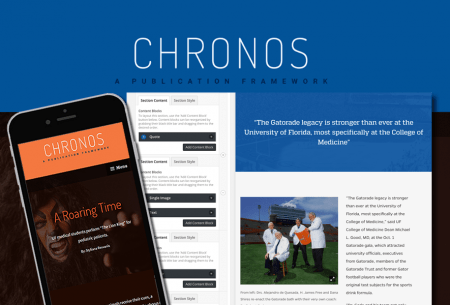 chronos featured content image